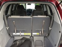 2012 Kia Sedona LX, 2012 Kia Sedona Cargo, interior