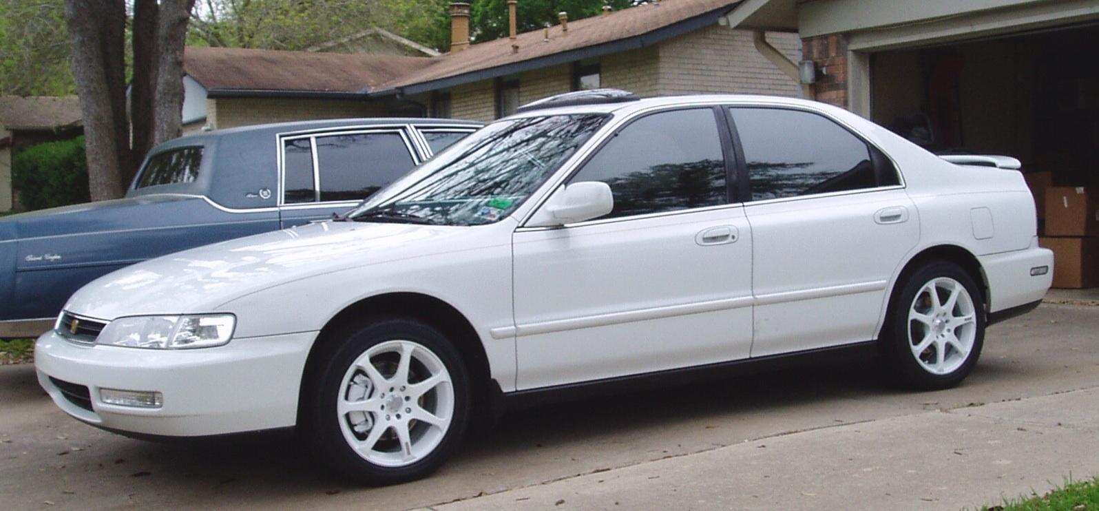 1996 Honda Accord - Overview - CarGurus