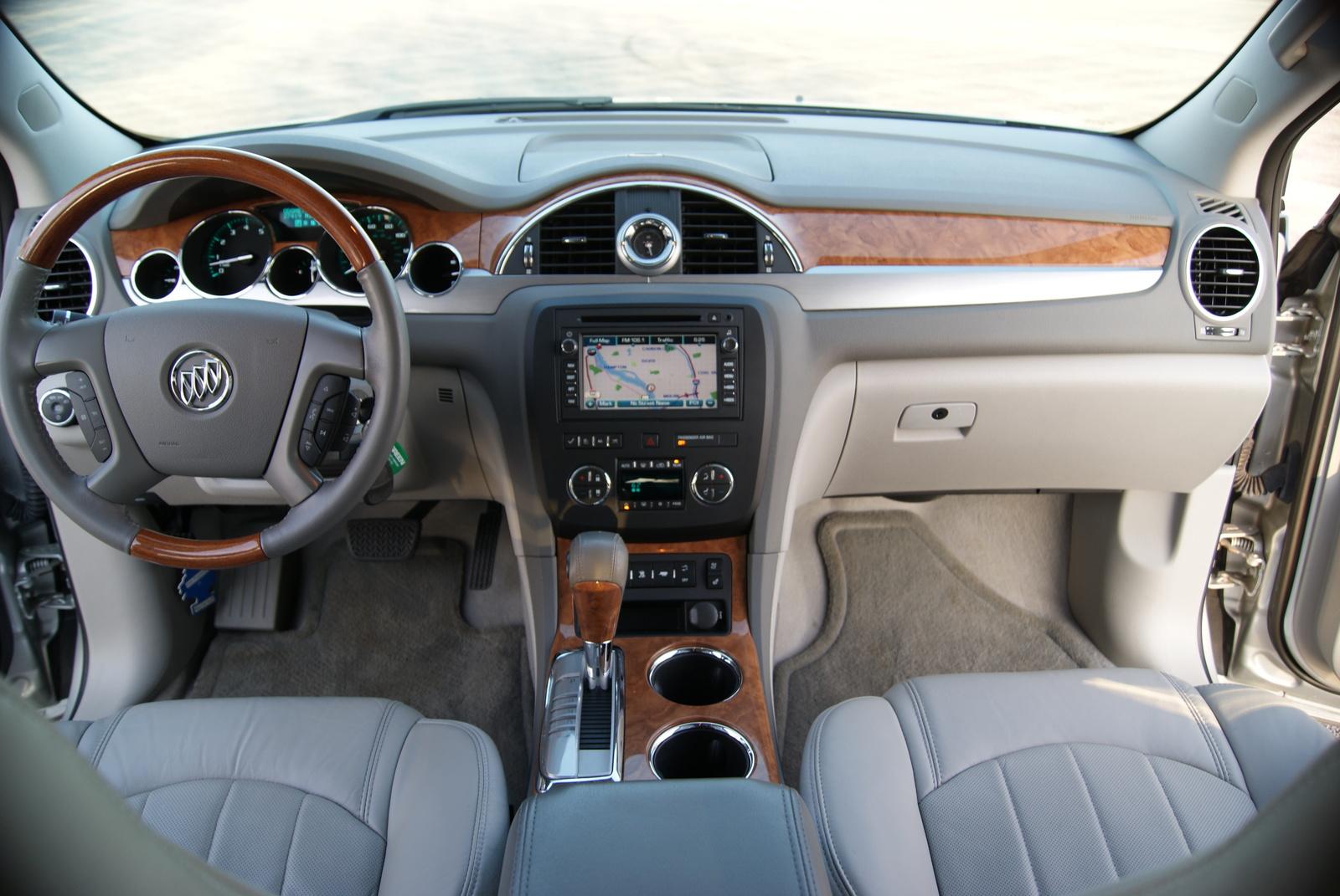 2012 Buick Enclave Pictures Cargurus
