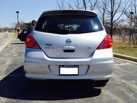 Picture of 2011 Nissan Versa 1.8 SL Hatchback, exterior