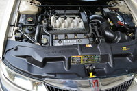 Picture of 2000 Lincoln Continental 4 Dr STD Sedan, engine