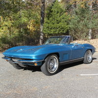 Picture of 1967 Chevrolet Corvette 2 Dr STD Convertible, exterior