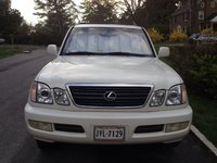 Picture of 1999 Lexus LX 470 Base, exterior