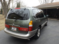 Picture of 2001 Mercury Villager 4 Dr Estate Passenger Van, exterior