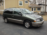 2001 Mercury Villager Picture Gallery