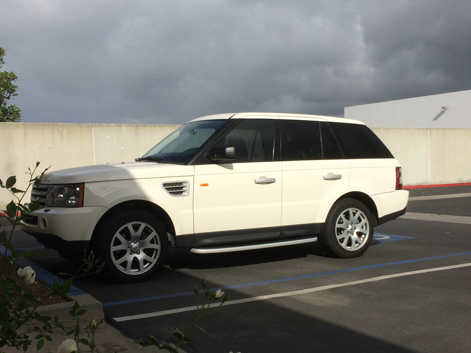 2008 land rover range rover sport hse for sale cargurus autos post. Black Bedroom Furniture Sets. Home Design Ideas