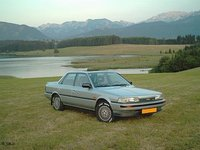 1987 Toyota Camry DX, Some years earlier.. Love it, exterior