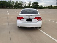 Picture of 2009 Honda Civic Si w/ Nav and Summer Tires, exterior