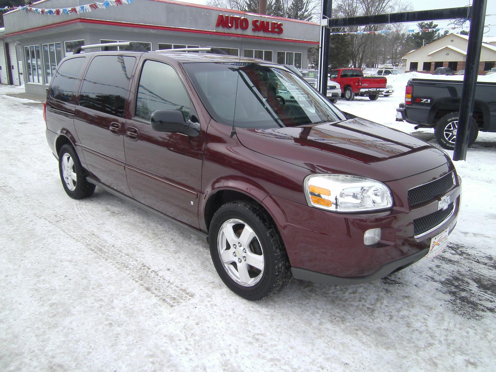 2007 Chevrolet Uplander - Exterior Pictures