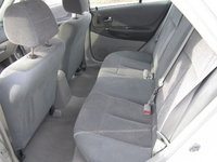 Picture of 2003 Mazda Protege LX, interior