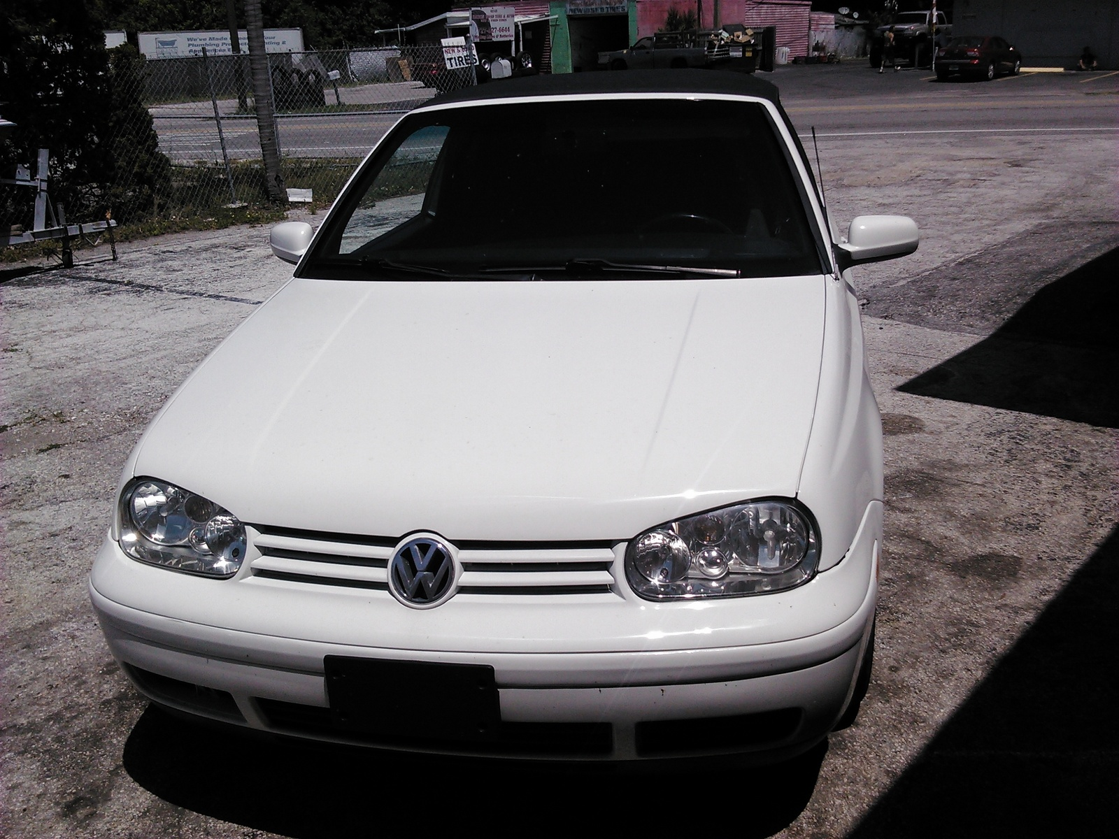 Picture of 1999 Volkswagen Cabrio 2 Dr New GL Convertible