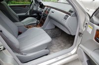 Picture of 2002 Mercedes-Benz E-Class E320 Wagon, interior