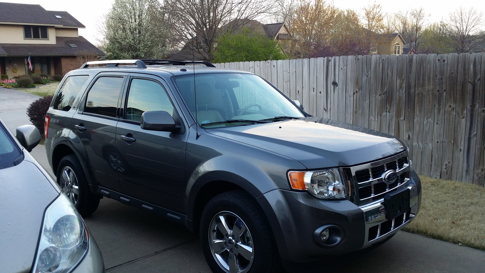 2012 ford escape limited 4wd picture exterior. Cars Review. Best American Auto & Cars Review