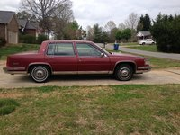 Picture of 1987 Cadillac DeVille Base Sedan, exterior