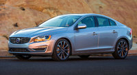 2015 Volvo S60, Front-quarter view, exterior, manufacturer
