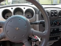 Picture of 2001 Chrysler PT Cruiser Limited, interior