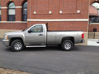 Picture of 2013 Chevrolet Silverado 1500 Work Truck LB 4WD, exterior
