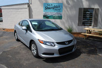 Picture of 2012 Honda Civic Coupe LX