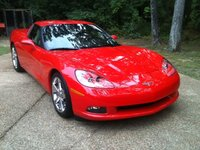 Picture of 2010 Chevrolet Corvette Coupe 3LT, exterior