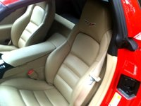 Picture of 2010 Chevrolet Corvette Coupe 3LT, interior
