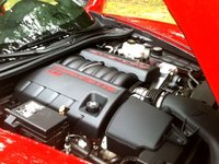 Picture of 2010 Chevrolet Corvette Coupe 3LT, engine