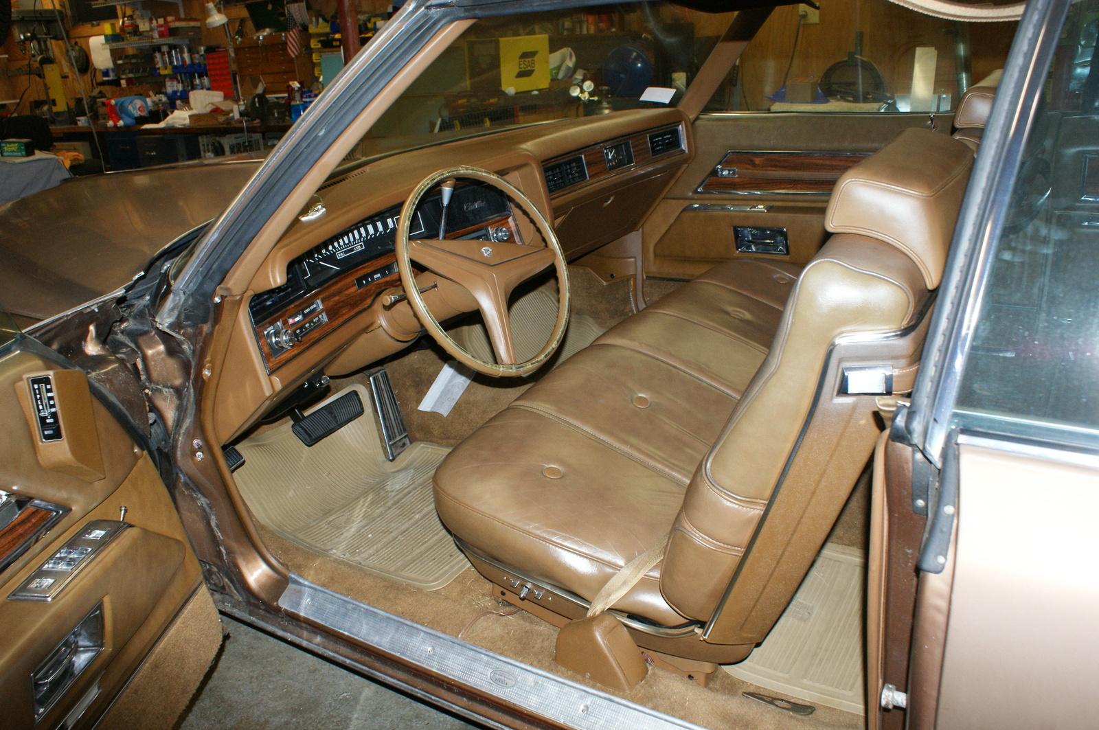 1972 Cadillac DeVille - Interior Pictures - CarGurus