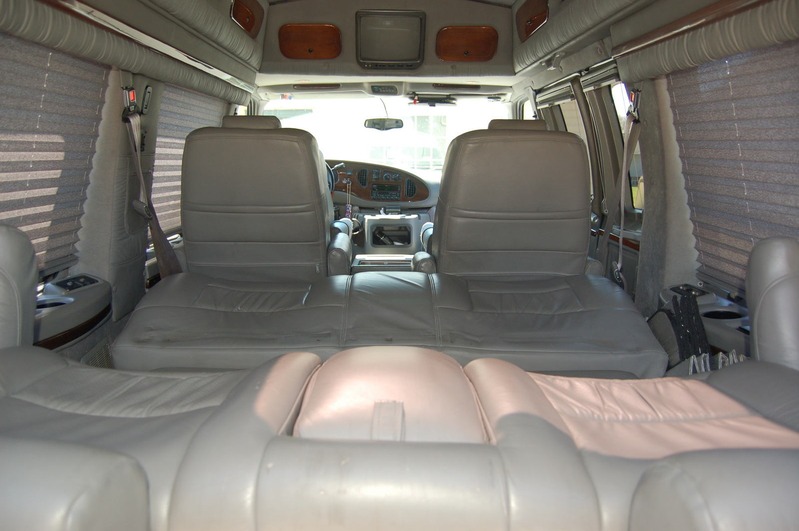 15 passenger van interior pictures to pin on pinterest pinsdaddy. Black Bedroom Furniture Sets. Home Design Ideas
