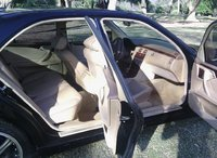 Picture of 2000 Mercedes-Benz E-Class E430, interior