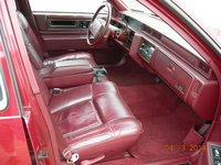 Picture of 1991 Cadillac DeVille Base Sedan, interior