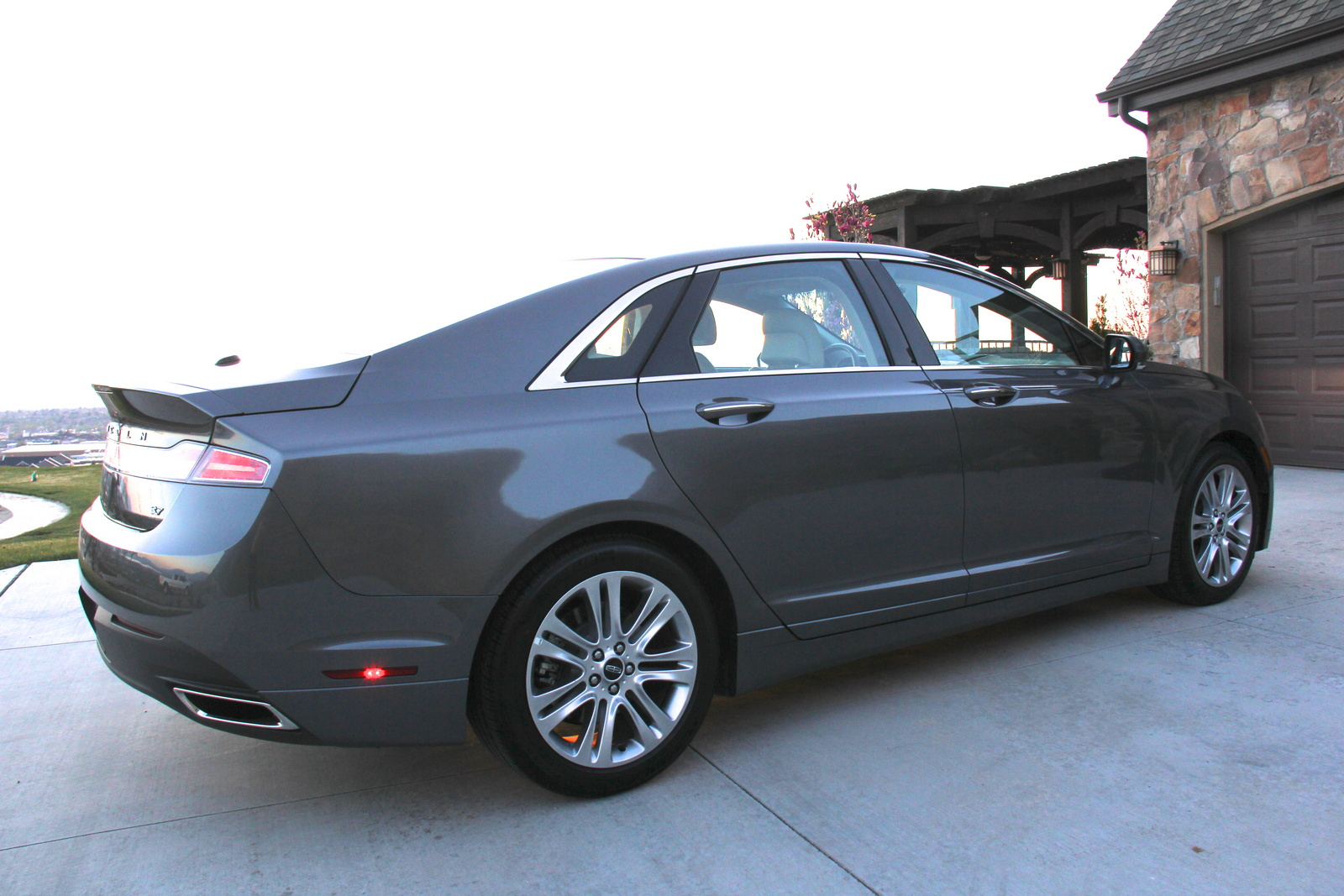 Picture of 2014 Lincoln MKZ V6