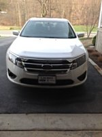 Picture of 2010 Ford Fusion SE