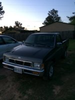 Picture of 1996 Nissan Truck XE Standard Cab SB, exterior