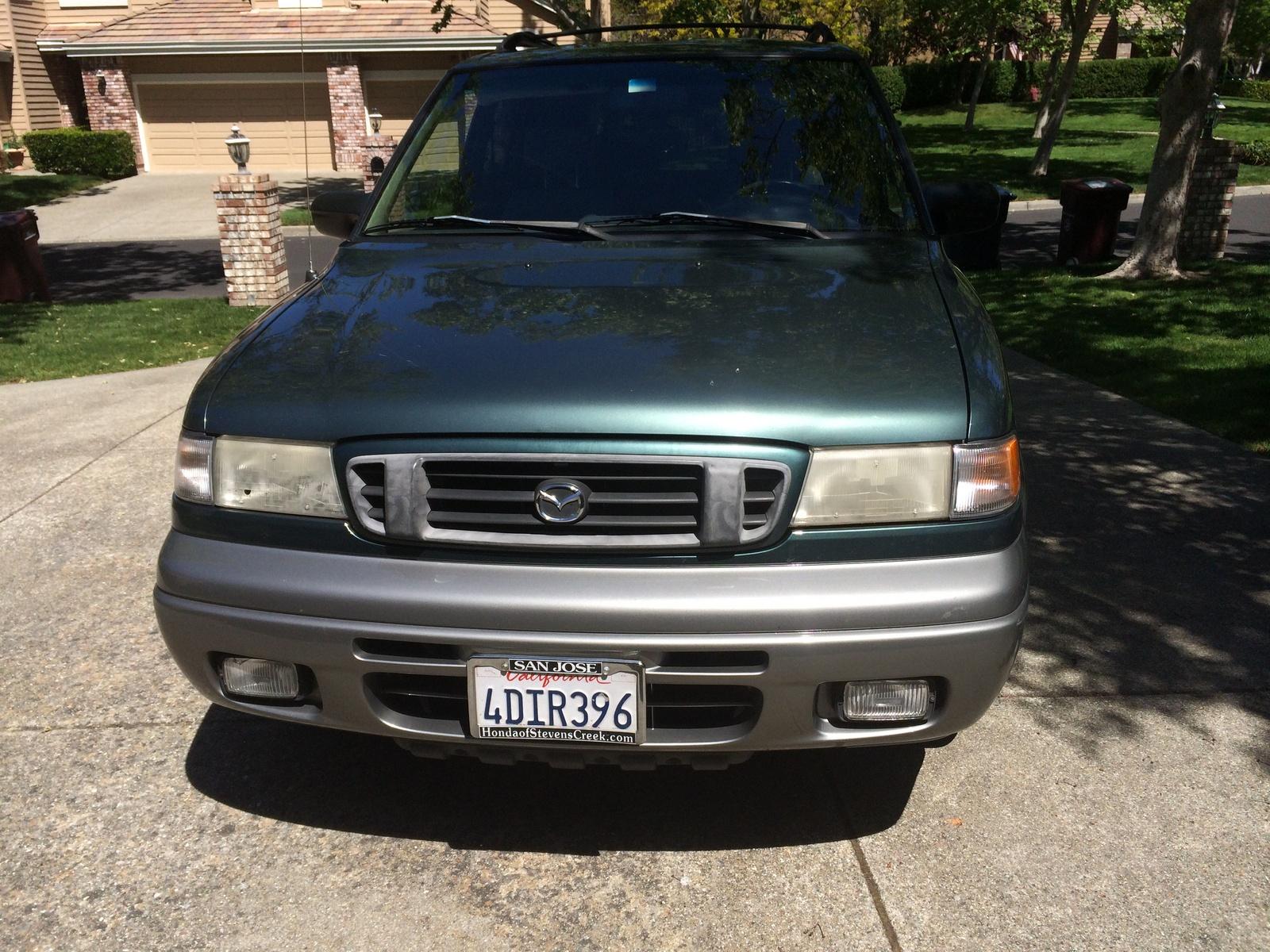1998 Mazda Mpv - Pictures