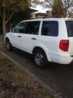 Picture of 2004 Honda Pilot EX AWD, exterior