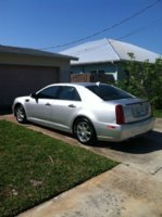 Picture of 2011 Cadillac STS Luxury, exterior