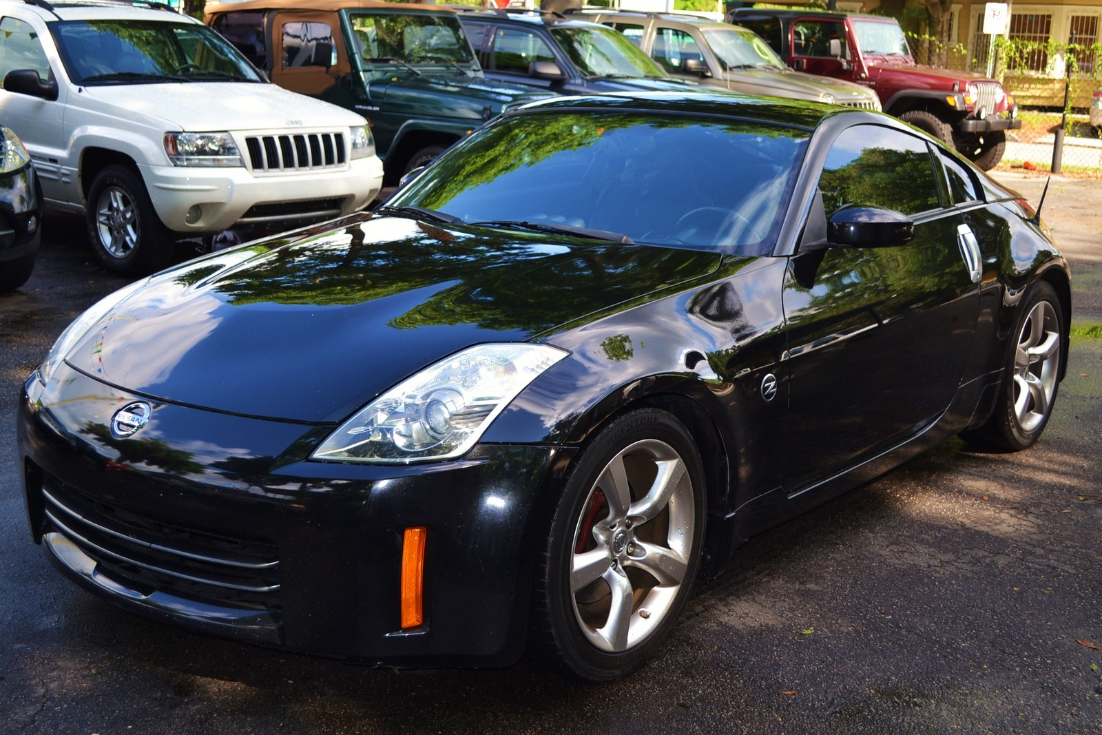 Sunny King Ford >> 2007 Nissan 350Z - Pictures - CarGurus