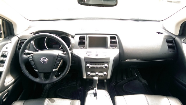 Picture of 2012 Nissan Murano SL AWD, interior