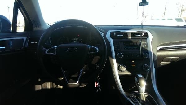 Picture Of 2013 Ford Fusion SE, Interior, Gallery_worthy Awesome Design