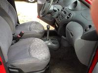 Picture of 2002 Toyota ECHO 4 Dr STD Sedan, interior, gallery_worthy
