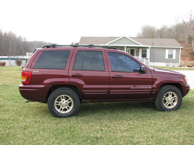 1999 jeep grand cherokee limited 4wd marcia1971 owns this jeep grand. Black Bedroom Furniture Sets. Home Design Ideas