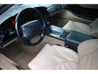 1994 Chevrolet Corvette Coupe picture, interior
