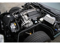 1994 Chevrolet Corvette Coupe picture, engine