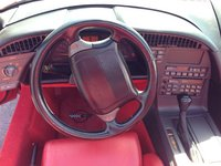 Picture of 1991 Chevrolet Corvette Convertible, interior