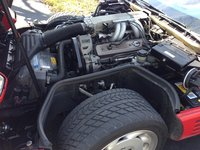 Picture of 1991 Chevrolet Corvette Convertible, engine