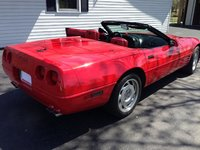 Picture of 1991 Chevrolet Corvette Convertible, exterior, gallery_worthy