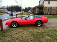 Picture of 1996 Chevrolet Corvette Coupe