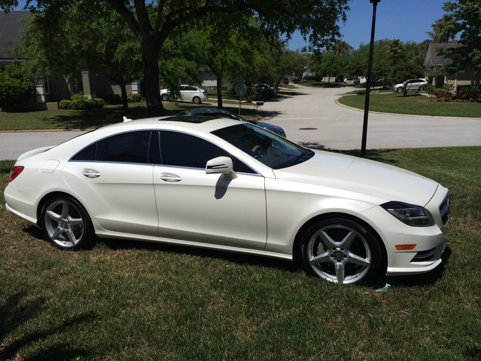 picture of 2014 mercedes benz cls class cls550 exterior. Cars Review. Best American Auto & Cars Review