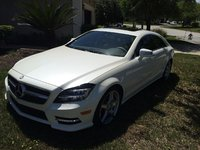 Picture of 2014 Mercedes-Benz CLS-Class CLS 550, exterior, gallery_worthy