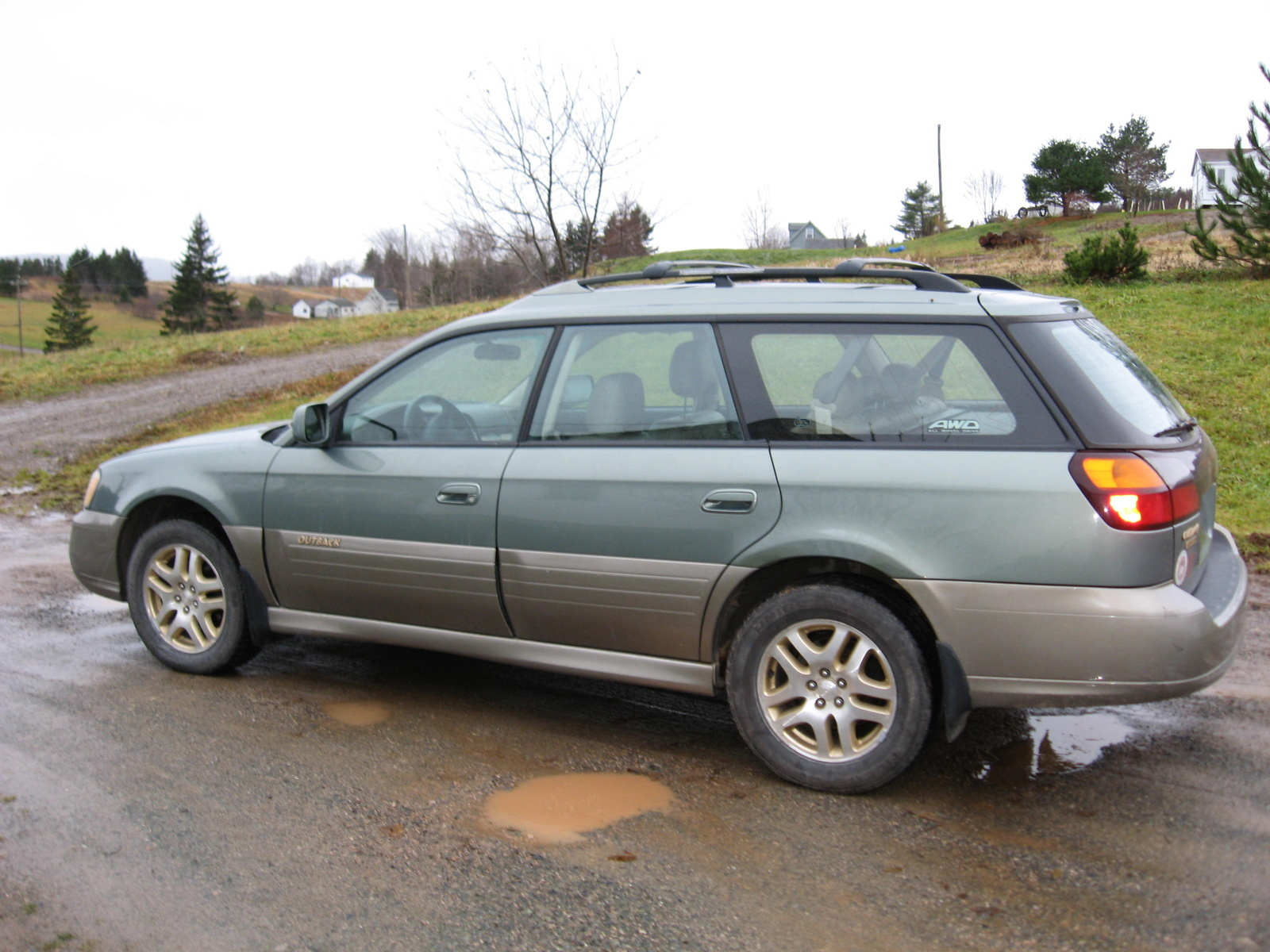 Subaru Outback Questions - I have a 2003 Subaru Outback,the park lights  will not shut off??? - CarGurus
