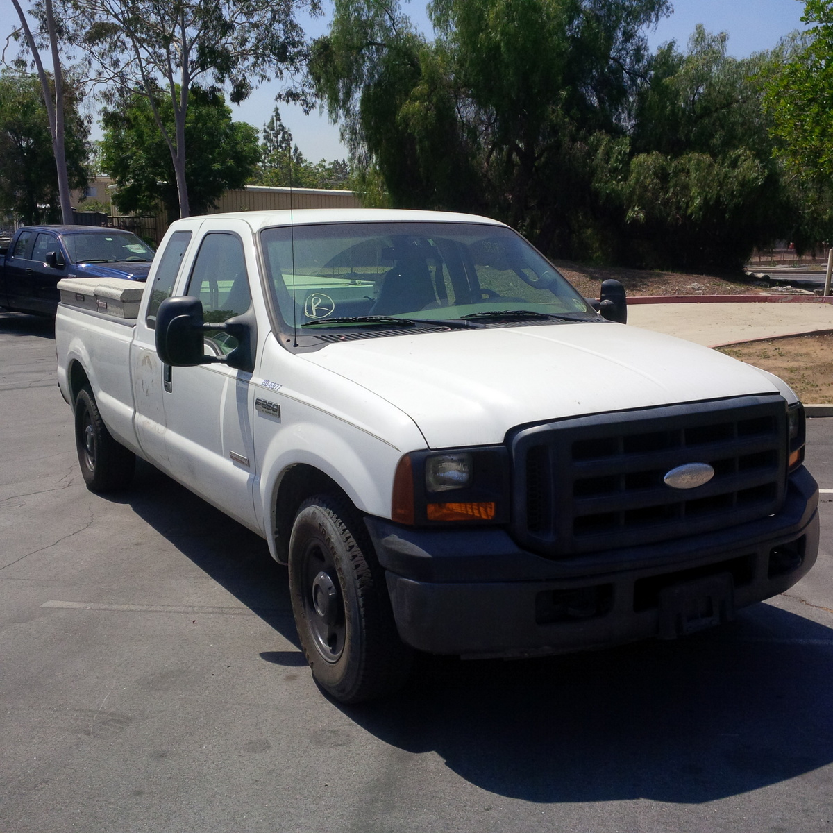2007 Ford F-250 Super Duty